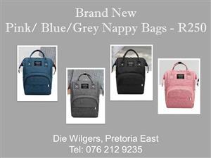 Brand New Nappy Bag