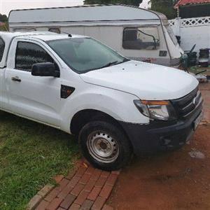 2015 Ford Ranger single cab RANGER 2.2TDCi L/R P/U S/C