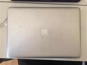 Apple MacBook Pro 13 ~ 4GB RAM 275gb SSD SATA good battery