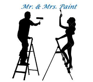 Mr. & Mrs. Paint