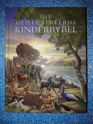 Die Geillustreerde Kinderbybel - J Emmerson-Hicks.