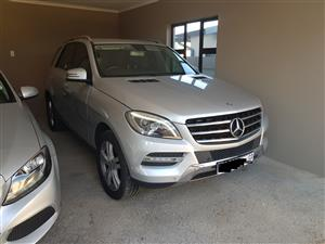 2012 Mercedes Benz ML 350 BlueTec