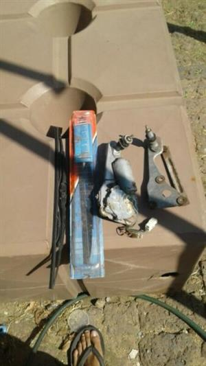Wiper motor and bottles for citing golf mark 1 for sale