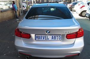 2015 BMW 3 Series 320i M Sport sports auto