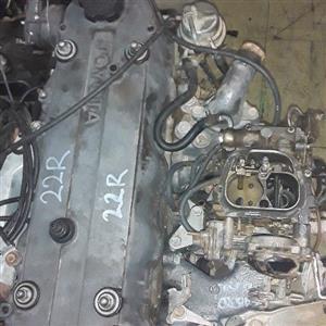 Toyota cresida 22R engine for sale