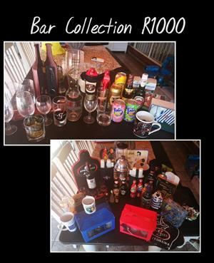Bar collection for sale