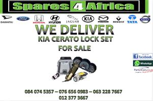 KIA CERATO LOCKSET FOR SALE