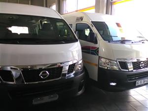 2018 Nissan NV350 panel van 2.5i