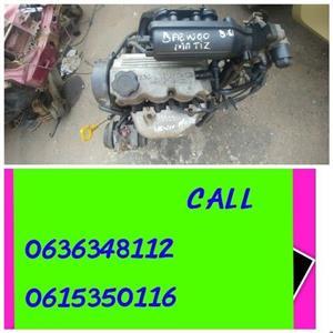 Daewoo matiz Engine R8500