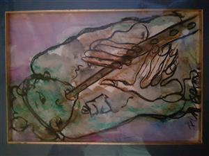Claerhout paintings