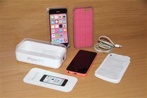 Apple iphone 5C cellphone