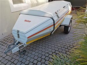 Venter super 6 trailer