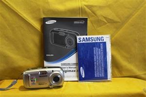 Samsung Digimax A400 Camera