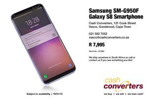 Samsung SM-G950F Galaxy S8 Smartphone