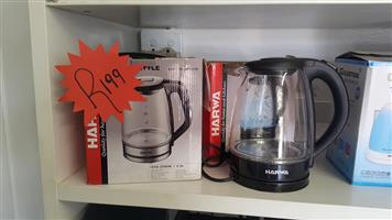 Harwa kettle for sale