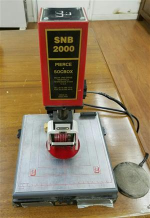 Electric Numbering Machine