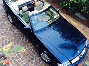 1997 Mercedes-Benz SL-Class Convertible Classic collectors car