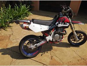 2008 Honda XR