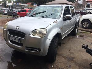 2009 GWM Double Cab 2.8TD Deluxe