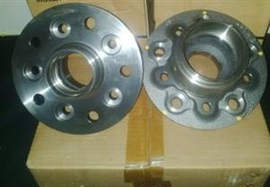 Front hub, front disc and caliper - H100