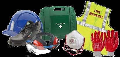 First Aid Kit Bags, Safety Shoes/Boots, Caps and Golfers For Sale (Discounts for BULK ORDERS)!!!!