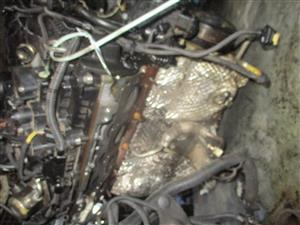 BMW F30 320I WHITE 323794 2016 USED ENGINE