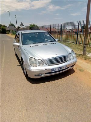 2003 Mercedes Benz C-Class C200 Edition C
