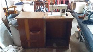 Sewing machine cabinet for sale