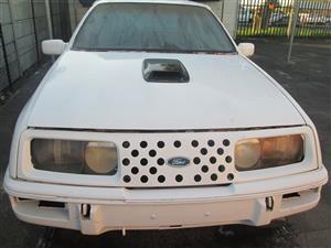 Ford sierra Spin Car