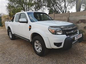 2010 Ford Ranger 2500TD SuperCab Hi Trail XLT