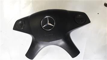 MERCEDES STEERING AIRBAG FOR SALE