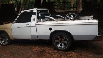 1970 Isuzu KB 240