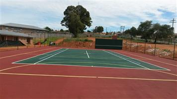 M And AA Tennis Courts