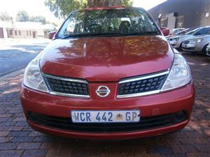 2007 Nissan Tiida hatch 1.6 Acenta