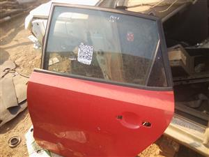 POLO 6 LEFT REAR DOORSHELL FOR SALE!!