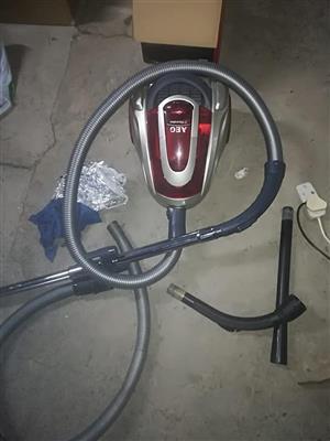 AEG vacuum