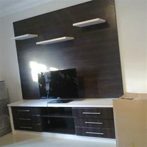 build in cupboards and ceiling installations