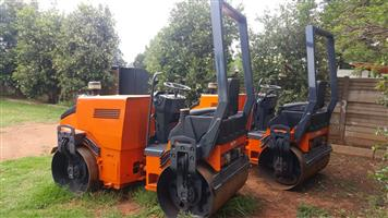 ROLLER - 2.5 TON RIDE ON ROLLER - GREAT PRICE