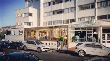 Prime Mouille Point Beach-Front Retail site