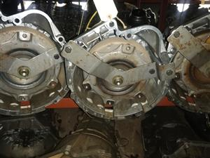 BMW 320i 6L40 GM Gearbox (used)