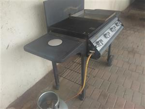 Gas Braai - Burwood