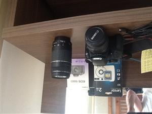 Canon camera EOS 1000D