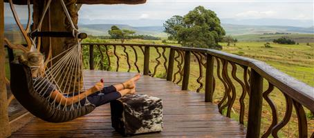 Eco Lodge in the Drakensberg for sale