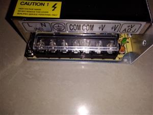 Run Car Sound At Home 220V AC to 12V 30A DC