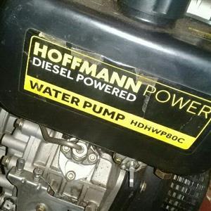 diesel hoffman engine