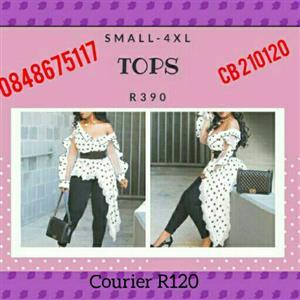 Ladys Tops 210120