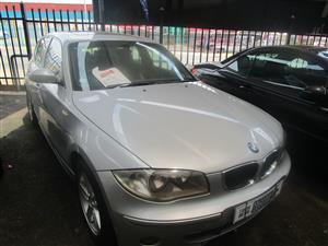 2006 BMW 1 Series 120i 3 door