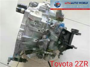 Imported used TOYOTA 2ZR MANUAL Gearbox Complete