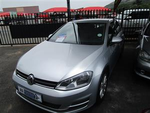 2015 VW Golf 1.6TDI BlueMotion