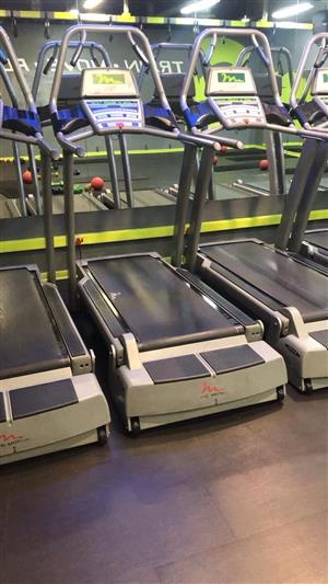 The Free Motion Incline Treadmills